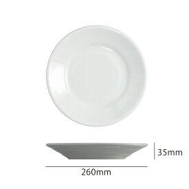Saturnia(サタルニア) チボリ ディナープレート 26cm 食器