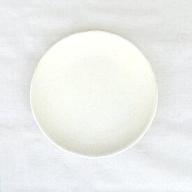 HARVEST shiro プレート 18cm 信楽焼 皿