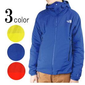 ノースフェイスTHE NORTH FACE メンズ パーカーM SUMMIT SERIES L3 VENTRIX HOODIEメンズ サミットシリーズ ベントリックスフーディーINAUGURATION BLUE(ブルー) FIERY RED(レッド) CANARY YELLOW(イエロー)黄色 青 赤 ナイロン