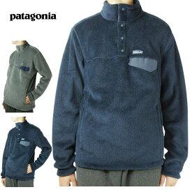 パタゴニア Patagoniaメンズ フリースM'S RE-TOOL SNAP-T P/Oメンズ リツール スナップT プルオーバーFIKK(グレー) NVYX(ネイビー)ポーラテック 灰色 紺 ボア