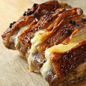 ロティ・オルロフ【ベーコンとチーズを挟んだ豚肉のロースト】(冷凍・生) 味付け済み 未調理 -P104D