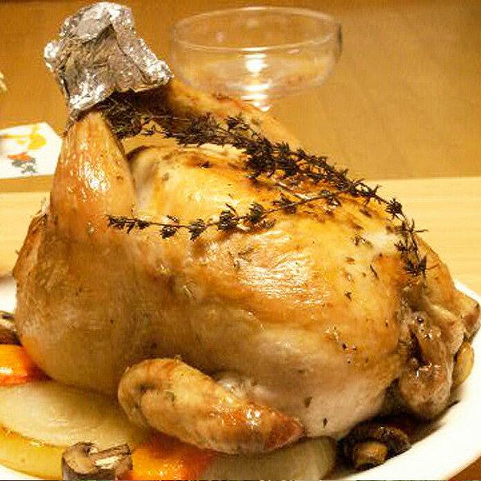 ローストチキン用 丸鶏 1.2kgサイズ グリラー
