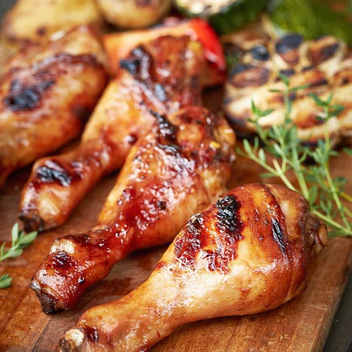 地鶏の手羽元 1kg 愛知県産の地鶏 業務用パック