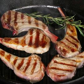 ニュージーランド産ラムチョップ5本入り260gWAKANUIスプリングラム子羊食べきりサイズ-L016a