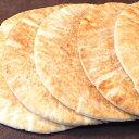 (お盆も営業中)ピタパン(冷凍パン)7インチサイズ 10枚入り☆手作りピタサンドに♪ -PI017