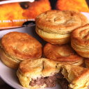 ビーフ&マッシュルームパイ(ステーキパイ) パーティーサイズ16個セット【オーストラリアVili's】ビリーズミートパイ/Vili's Gourmet Meat...