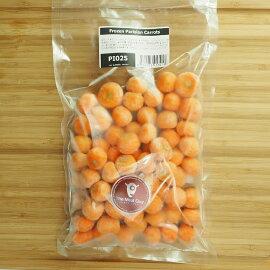 パリジャンキャロット500g【冷凍野菜】にんじんが冷凍保存できちゃう!冷凍食品として便利に使える!