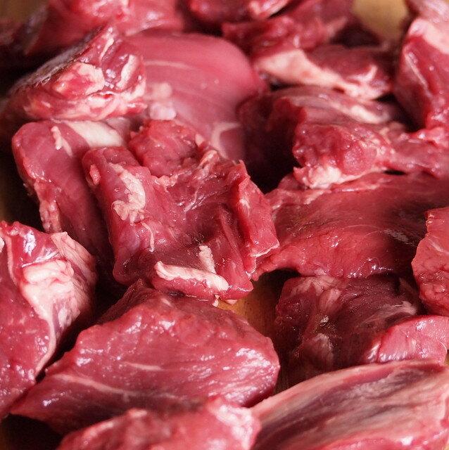 牛ヒレ肉の切り落とし 500g/訳あり牛肉フィレ(テンダーロイン)切り落とし/わけあり ヒレ肉☆ グラスフェッドビーフ(牧草飼育牛肉・牧草肉) -B105a