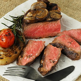 ステーキ肉270g超!厚切りリブアイステーキ/牛肉/リブロースステーキ/オージービーフ-B109