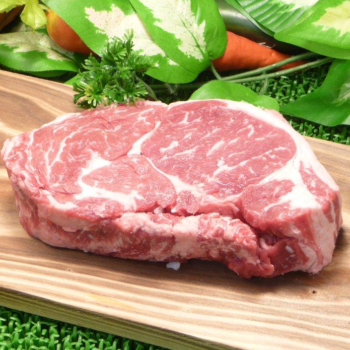 ステーキ肉 アメリカ産牛ステーキ350g 5枚セット-(リブロースステーキ) 牛肉 BOOM!Steak!アメリカンビーフ・USビーフ・ステーキ・リブアイステーキ -USB650