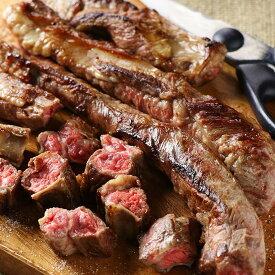 USDAチョイス リブフィンガー (中落ちカルビ) 500g バーベキュー 焼肉 BBQ サイコロステーキに 牛肉 食材 大容量-USB111