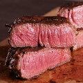 アメリカ産牛肉サーロインステーキ【YDKG-tk】