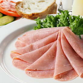 デリハム (トーストハム) スライス済み 200g サラダや手作りサンドウィッチに♪ -H007