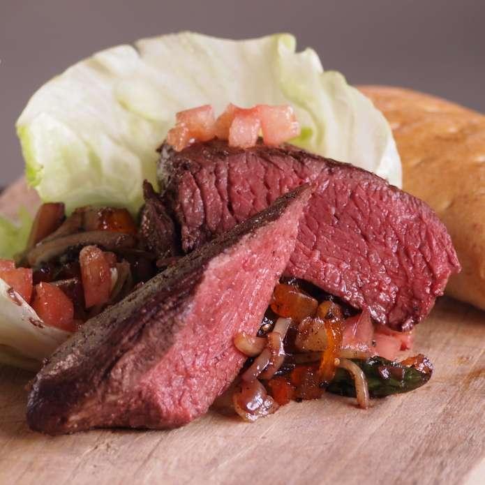 カンガルー肉 ランプ ブロック (直輸入品)