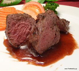 カンガルー肉 ブロック【サーロイン部位】バーベキューの材料に!(直輸入品)