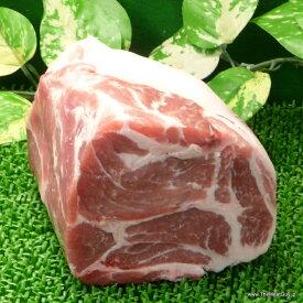 豚肩ロース ブロック 約1kgサイズ ローストポークやチャーシューに! - P126