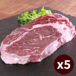 牛肉 ステーキ グラスフェッド(牧草牛)5枚セット リブアイステーキ(300g x5=1.5kg)オージー・ビーフ Ribeye Steak Grass-fed (300gx5=1.5kg) SKU107