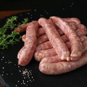 シポラタ カンパニャルド 500g フランス産豚肉 生ソーセージ 10本 冷凍 Chipolata campagnarde sausages 500g 100% Pork from France 50g x 10 | SKU820