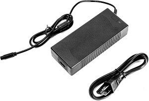 専用充電器 10インチタイヤ電動キックボード 急速充電