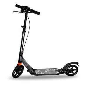 キックボード キックスクーター 折りたたみ 8インチ ビッグタイヤ ビッグホイール キックバイク キックスケーター フットブレーキ 大人 子ども 子供用 大人用 ブレーキ付き ビッグサイズ 子