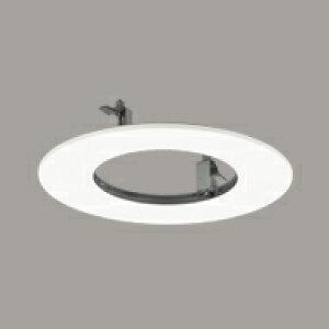一部地域除き送料無料【ODELIC オーデリック】 『OA253354』 リニューアルプレート φ200、φ175、φ150→φ125 白 屋内外兼用 取付可能天井厚 5〜25mm