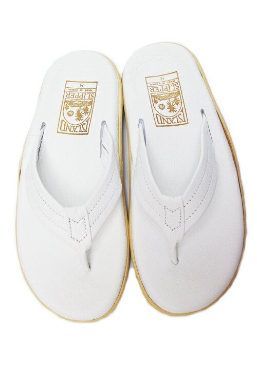 【正規取扱店】ISLAND SLIPPER PT202 WHITE(ホワイト) (アイランドスリッパー)
