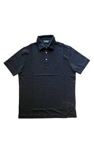 【正規取扱店】ZANONE アイスコットンポロシャツ 811818 Polo Shirt ice cotton Z0542 NAVY (ザノーネ)