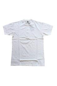 【正規取扱店】NIGEL CABOURN VINTAGE HENLEY T-SHIRT WHITE (ナイジェルケーボン)