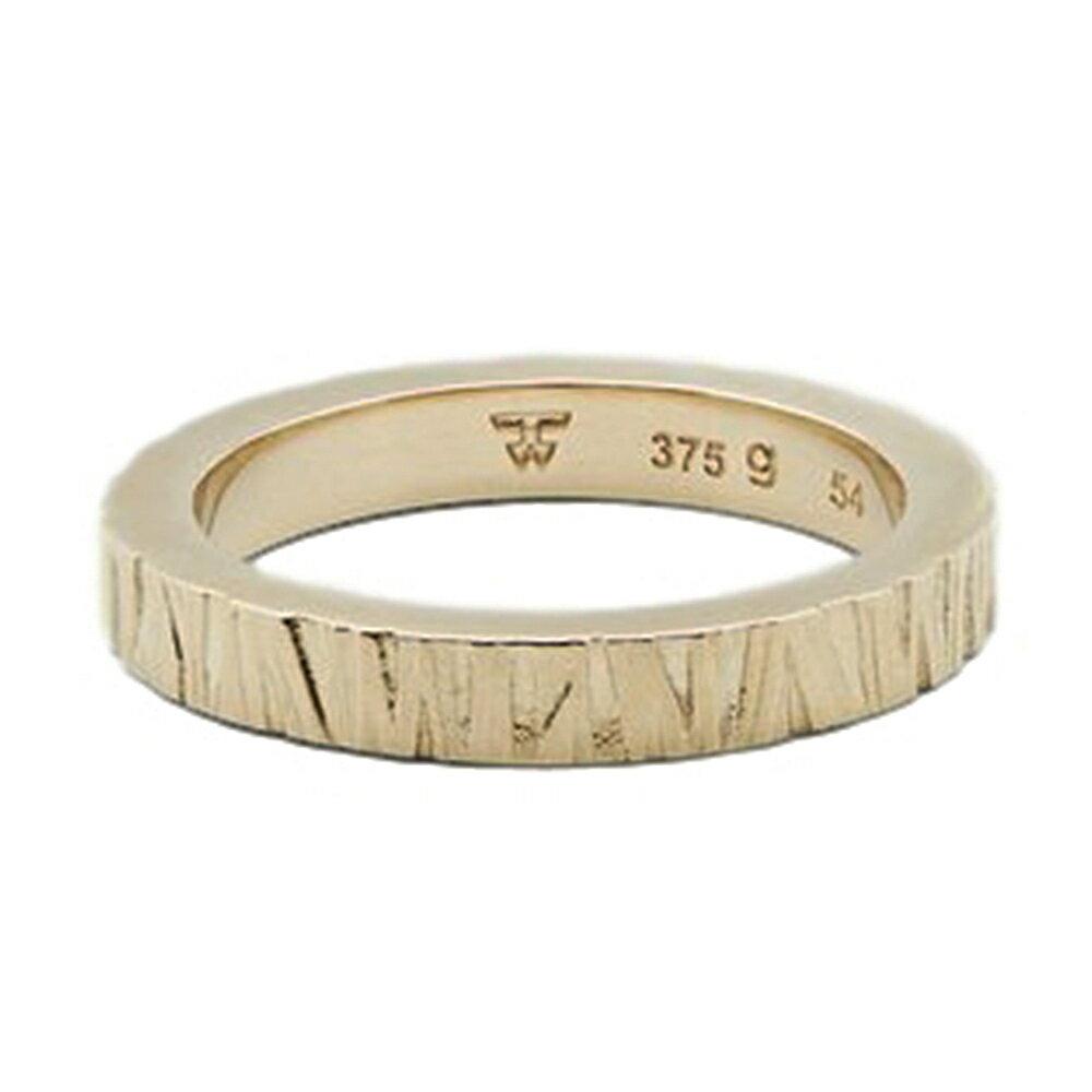 【正規取扱店】TOMWOOD リング Structure Ring GOLD (レディース トムウッド)