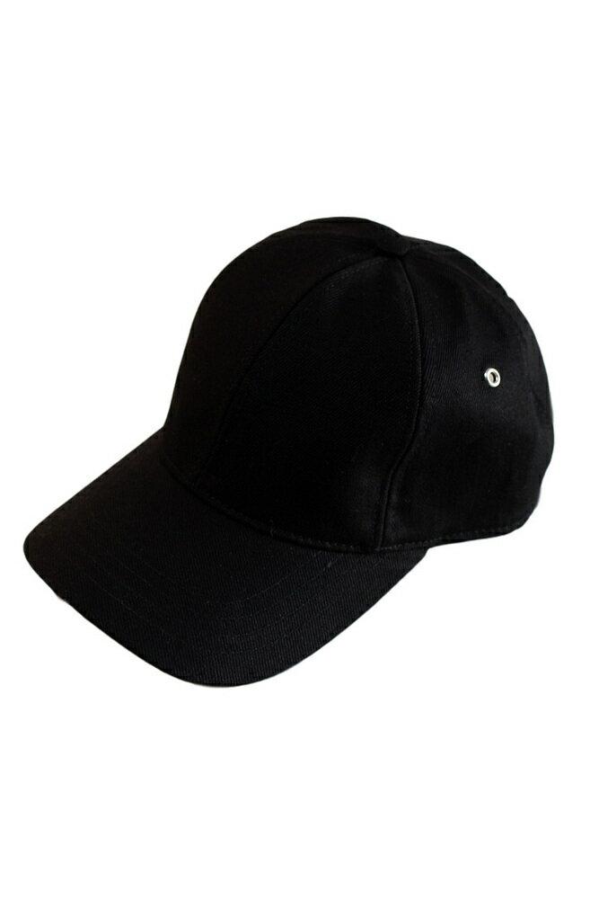 【正規取扱店】AMI Alexandre Mattiussi アミ アレクサンドル マテュッシ 18S/S CAP BLACK