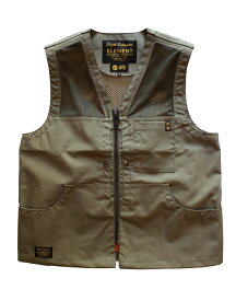 NIGEL CABOURN ナイジェルケーボン THE ALDER HUNTING VEST KAHKI