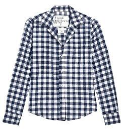 【正規取扱店】Frank&Eileen BARRY LNVC レディースシャツ (フランクアンドアイリーン バリー)