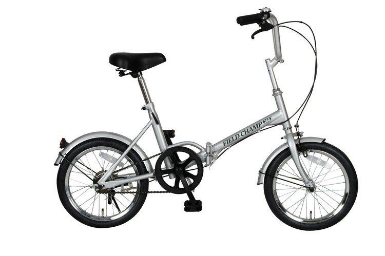 ミムゴ 365 フィールドチャンプ No.72750 FIELD CHAMP365 FDB16 16インチ 自転車本体 折りたたみ自転車【代引不可】