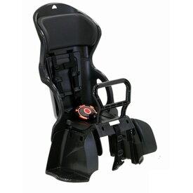 OGK/オージーケー RBC-015DX ブラック・ブラック リヤチャイルドシート 自転車用品 後ろ子供乗せ
