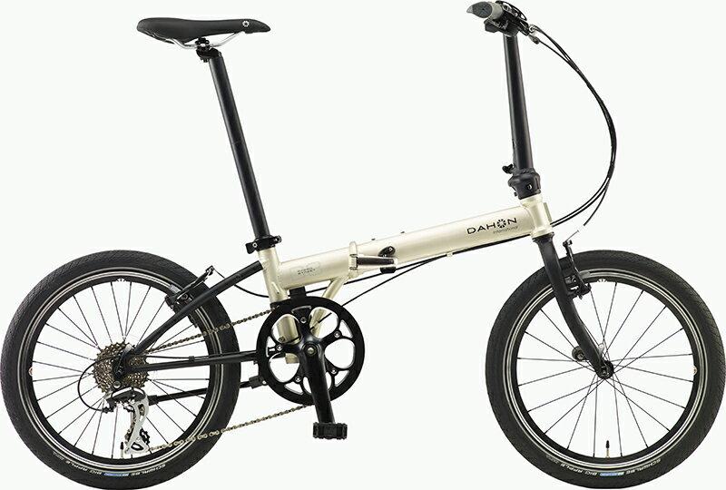 【送料無料】DAHON ダホン Speed D8 Street スピード ストリート デザート 20インチ 折りたたみ自転車 2018年モデル【自転車本体】