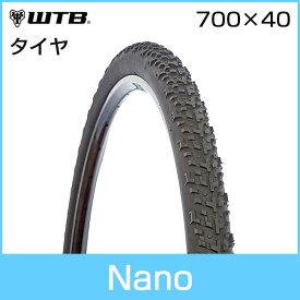 WTB Nano (ナノ) 700×40C COMP 自転車タイヤ/シクロクロス