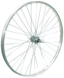 敷島 後輪 26 × 1 3/8 外装ドラムブレーキ ステンレスリム 26インチ ホイール 車輪 自転車