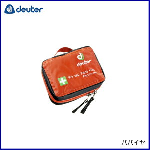 deuter ドイター ファーストエイドキットアクティブ アウトドア用品 救急セットケース