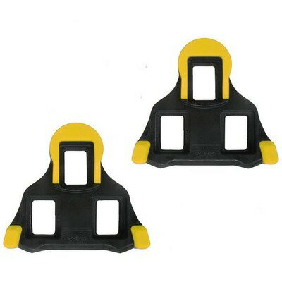 SHIMANO シマノ SPD-SL クリートセット SM-SH11 セルフアライニング(フローティング)モード 黄