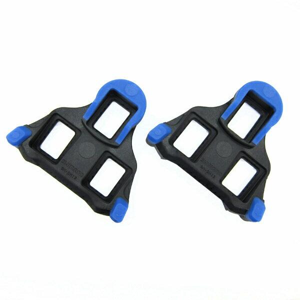 SHIMANO シマノ SPD-SL クリートセット SM-SH12 フローティングと固定の中間モード 青