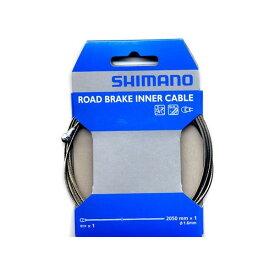 SHIMANO/シマノ ブレーキインナーケーブル φ1.6×2050mm ロード用 Y80098330 自転車