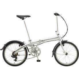 DAHON/ダホン Vybe D7 ヴァイブ D7 マッハシルバー(9004) 折りたたみ自転車 自転車本体
