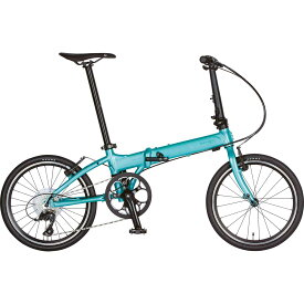 DAHON/ダホン Vitesse D8 ヴィテッセ D8 ミントグリーン(9023) 折りたたみ自転車 自転車本体