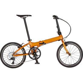 DAHON/ダホン Vitesse D8 ヴィテッセ D8 アプリコット(9024) 折りたたみ自転車 自転車本体