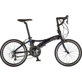 DAHON/ダホン Visc Pro ヴィスク プロ ミッドナイト(9018) 折りたたみ自転車 自転車本体