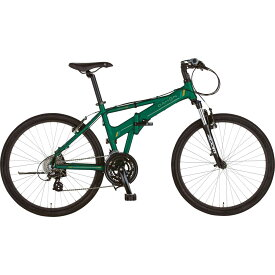 DAHON/ダホン Espresso D24 エスプレッソ D24 ダークオリーブ(9015) 折りたたみ自転車 自転車本体 折り畳み