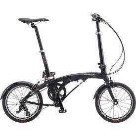 DAHON/ダホン EEZZ D3 イージー D3 マットブラック(9022) 折りたたみ自転車 自転車本体