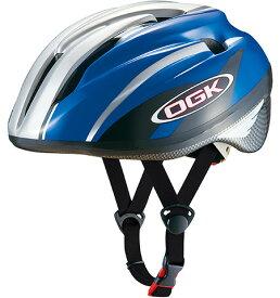 OGK KABUTO J-CULES2/ジェイ・クレス2 ブルーカーボン 54〜56cm(55015-T413) 幼児用ヘルメット サイクルアクセサリー