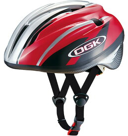 OGK KABUTO J-CULES2/ジェイ・クレス2 レッドカーボン 54〜56cm(55012-T414) 幼児用ヘルメット サイクルアクセサリー