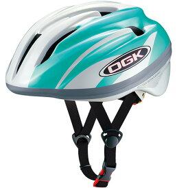 OGK KABUTO J-CULES2/ジェイ・クレス2 パールホワイトブルー 54〜56cm(55014-T429) 幼児用ヘルメット サイクルアクセサリー